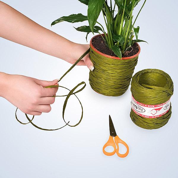 Как сделать горшок для цветов своими руками из пластиковых